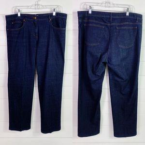 Eileen Fisher Jeans 16